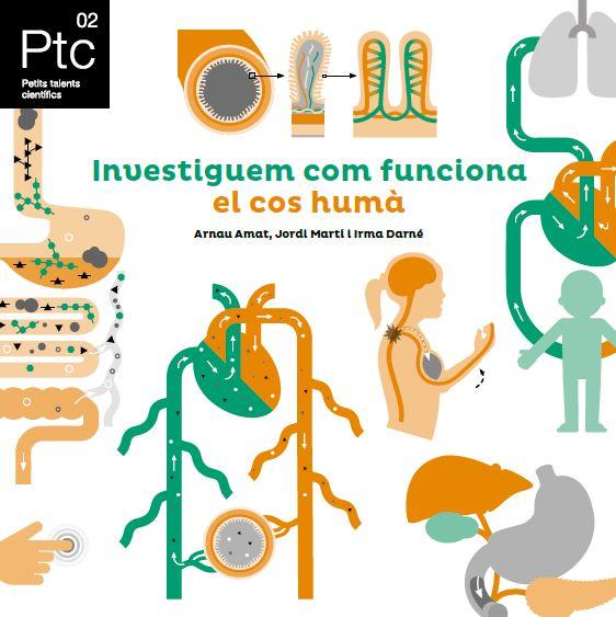 Investiguem com funciona el cos humà (Petits talents científics 02)