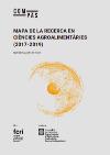 Mapa de la Recerca en Ciències Agroalimentàries (2017-2019)